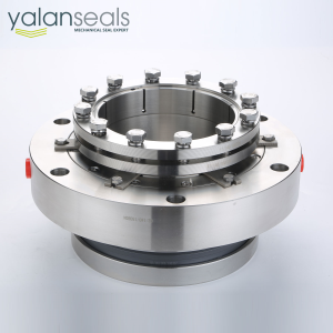 YALAN KTL Cartridge Mechanical Seal for Salt Slurry Pumps, Paper Pulp Pumps and Desulphurization
