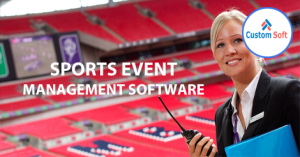 Sports Event Management Software by  CustomSoft