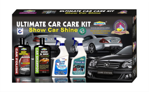 PRAFFUL ULTIMATE Complete Car Care Kit