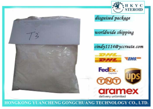 Loss Weight Raw Hormone Powders L-Triiodothyronine T3 whatsapp +8613302415760