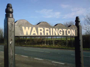 engineer warrington
