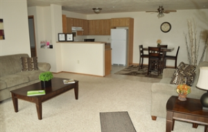 Prairie Lake Estates Interior