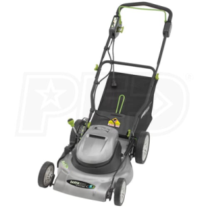 "Earthwise (20"") 12-Amp 3-in-1 Electric Push Lawn Mower"