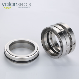 YALAN C20 Multi Spring Unbalanced Mechanical Seal for Chemical Centrifugal Pumps, Vacuum Pumps