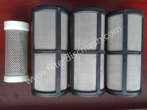 Cylinder Filter Mesh of Injector