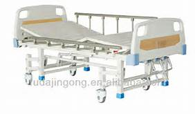 Full Fowler Patient Care Bed