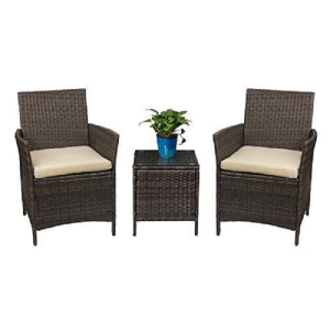 Devoko Patio Porch Furniture Set 3 Piece