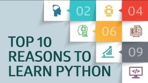 Top 10 Reasons to Learn Python-Corporate School