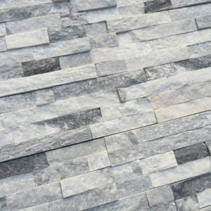 Cloudy Grey Ledge Stone - villohome