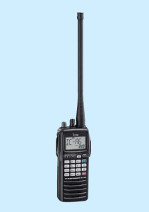 ICOM-A6 TRANSCEIVERS (For U.S.A.)