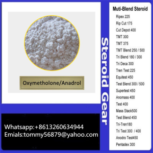 Steroid powder anadrol for muscle building with good quality