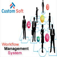 Best Workflow Management System by CustomSoft