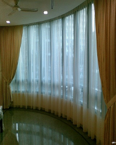 Day curtains