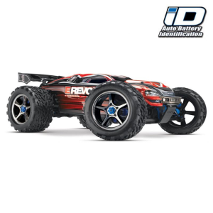 Traxxas E-Revo Brushless Monster Truck iD Technology TRA56087-1