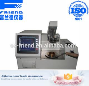 FDT-0232 Automatic closed cup flash point tester