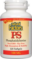 PS Phosphatidylserine – Be Healthy, Be Mind-Strong