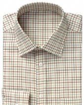 Cotton and Wool Men Shirt 7TH WB