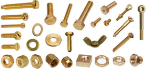 Custom Brass Fasteners