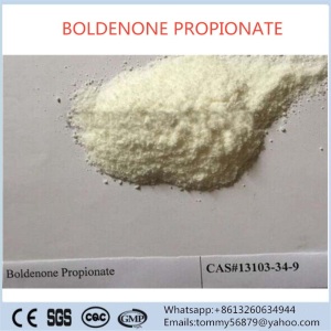 Boldenone propionate steroid powder for muscle gain