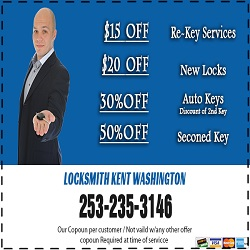 Locksmith Kent Washington