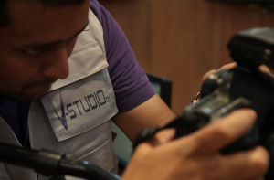 Video production & filming by V-Studio
