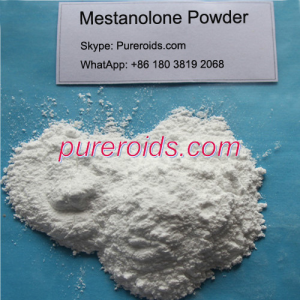 Mestanolone Raw Powder China Supplier