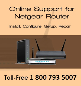 Netgear router phone number