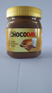 CHOCODAY: Orange Spread