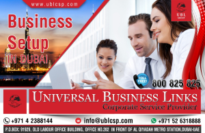 Business Setup Services and Consultants in UAE