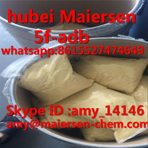 High purity 99% factory 5fadb 5f-adb 5f adb manufacturer amy@maiersen-chem.com