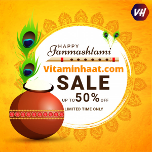 Janmashtami Special Sale 2018 - Exclusive Offer: Vitaminhaat Upto 70% OFF