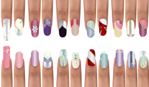Nail Art Course in Thailand