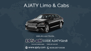 AJATY Airport Limo ride and Limo Service
