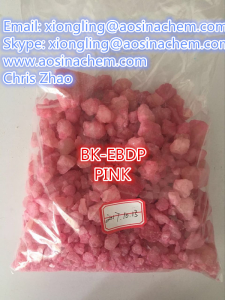 BK-EBDP 99.7% High Purity Pink Color Customize