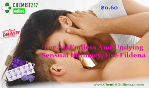 Enjoy Long Intimacy Sessions By Using Fildena
