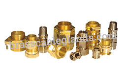 Custom Industrial Cable Glands