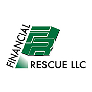 Financial Rescue LLC Official Business Logo