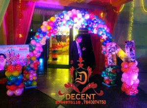 party planner , party organizers