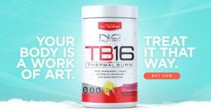 Best Weight Loss Supplements - Nutra TB16 Thermal Burn
