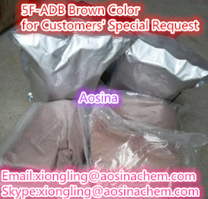5F-ADB 99.7% 5F-ADB Research Chemical 5f-mdmb 5f-adb adbf China vendor xiongling@aosinachem.com