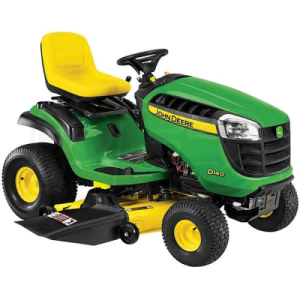"John Deere D140 (48"") 22HP Lawn Tractor (CA Only)"
