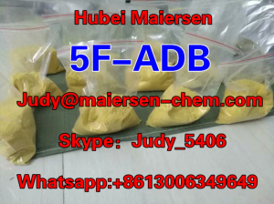 5F-ADB 5F-MDMB-PINACA synthetic cannabinoid powder Best quality factory price (judy@maiersen-chem.co
