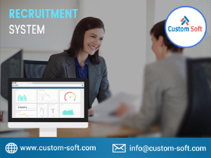 Recruitment Management System by CustomSoft