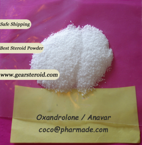 Powerful Fat Burning Oxandrolone Anavar Anabolic Steroid Powder