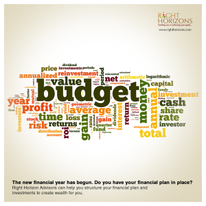 Financial Planning Advisors in Bangalore