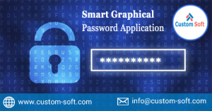 Smart Graphical Password Application developed by CustomSoft