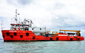 Marine Salvage & Towage of Distressed Vessels