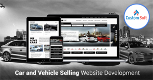 Car and Vehicle selling website development
