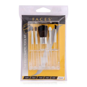 Faces Essential Cosmetic Tool Kit
