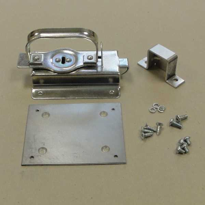 Discharge Latch Kit specifically for Wilkinson Doors